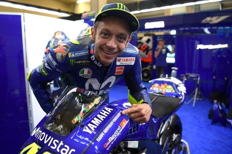 Δεν πιστεύει πλέον στον τίτλο ο Rossi