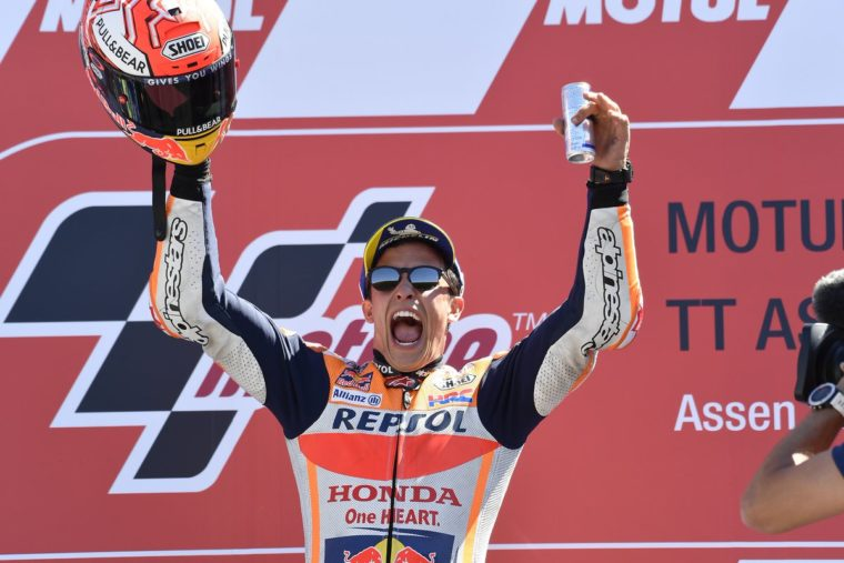 Marquez: «Ένας τρελός αγώνας και ανοικτός για όλους»