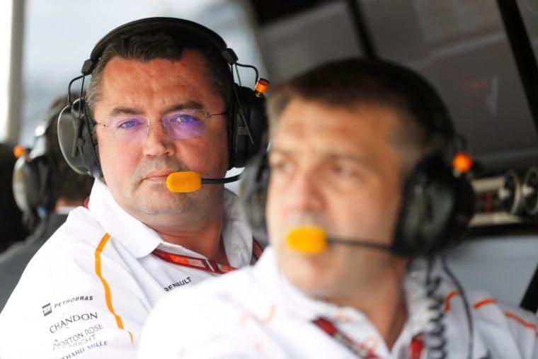 Τέλος ο Boullier από την McLaren