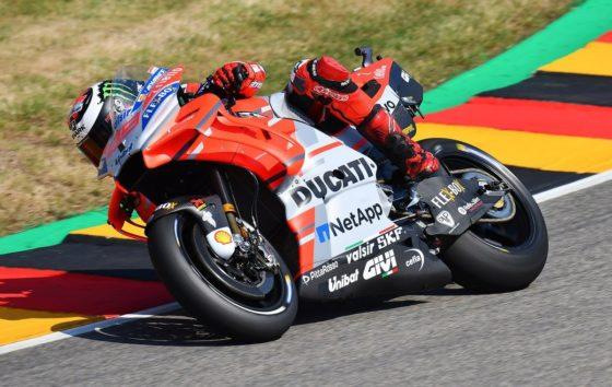 GP Γερμανίας FP1&2: Κυριαρχία Ducati την Παρασκευή – Εκτός Q2 o Rossi