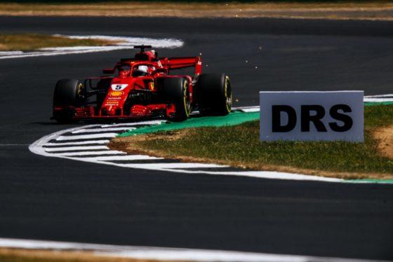 GP Μ. Βρετανίας FP2: Ταχύτερος ο Vettel με τον Hamilton να ακολουθεί