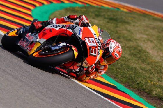 GP Γερμανίας QP: Στην pole με μαγικό χρόνο ο Marquez