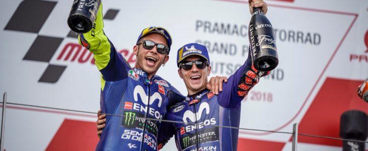 O Rossi αποκάλυψε τα μυστικά της εμφάνισης του Sachsenring