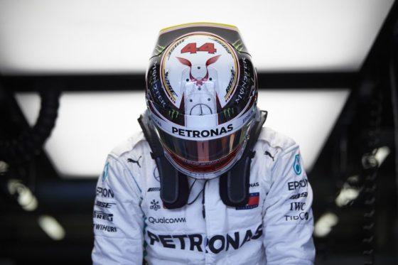 Hamilton: «Η αστοχία ήρθε πριν τη πρώτη στροφή»