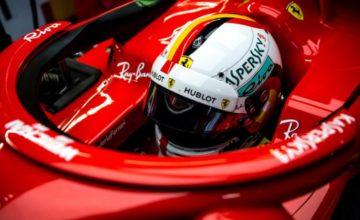 Προβλέπει μεγάλη μάχη για τη συνέχεια του τριημέρου ο Vettel