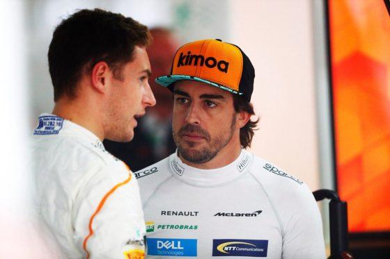 Alonso: «Πιο κοντά μου ο Vandoorne απ'ότι ο Raikkonen»