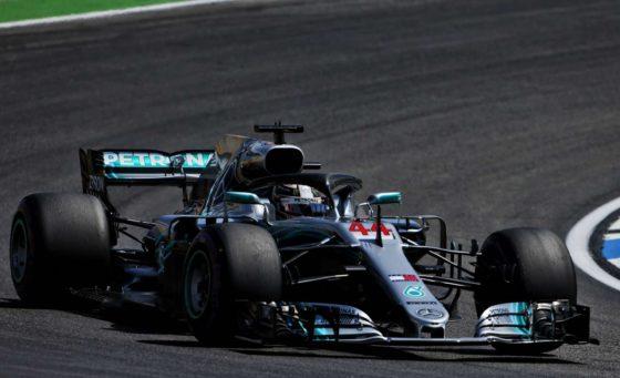 GP Γερμανίας Race: Ανατρεπτική και αναπάντεχη νίκη Hamilton
