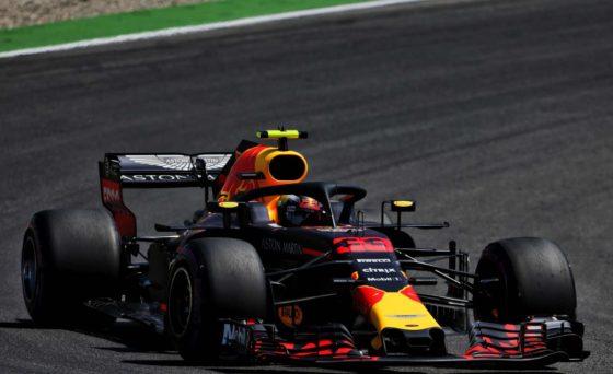GP Γερμανίας FP2: Verstappen στη κορυφή αλλά οι διαφορές παραμένουν μικρές
