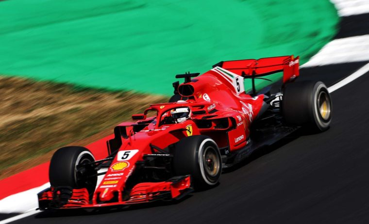 GP M Βρετανίας Race: Πανάξια νίκη Vettel στο θρίλερ του Silverstone