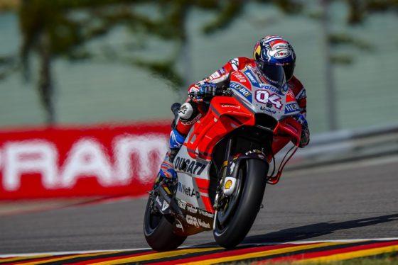 GP Αυστρίας FP1&2: Προβάδισμα για την Ducati με τον Dovi στη κορυφή