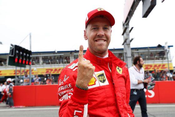 Συναρπαστικό δεύτερο μισό της σεζόν βλέπει ο Vettel