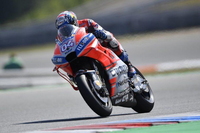 GP Τσεχίας QP: Φανταστική pole για τον Dovizioso