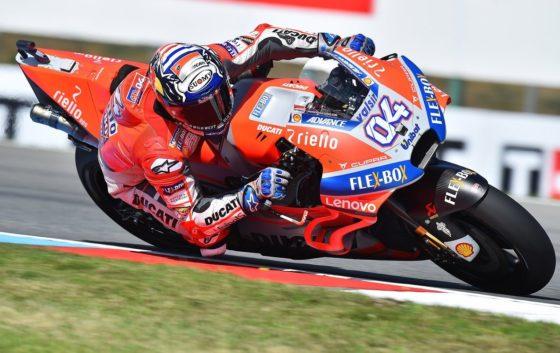 GP Τσεχίας Race: Νίκη τακτικής και αποδείξεων Dovizioso