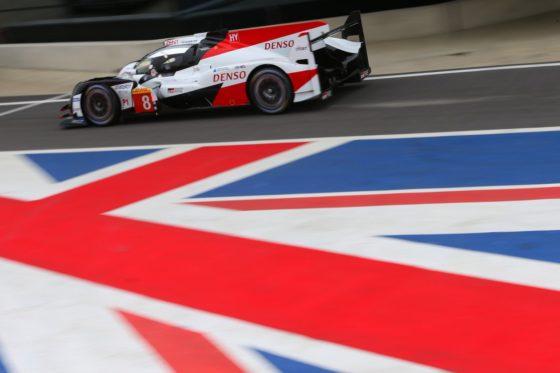 Αποκλείστηκε η Toyota από τις 6H του Silverstone