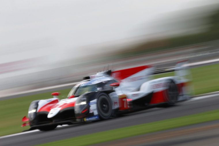 6H Silverstone QP: Στην pole η Toyota με ιπτάμενο Conway