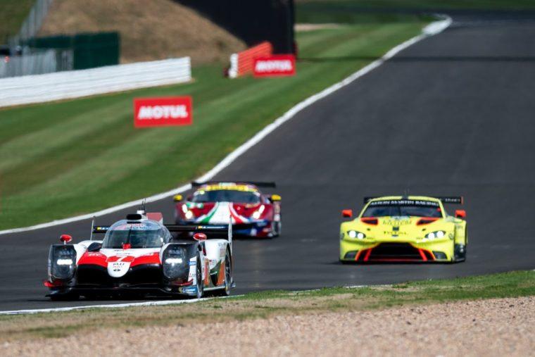 6H Silverstone H1-2: Κυριαρχία Toyota με το #7 στη κορυφή