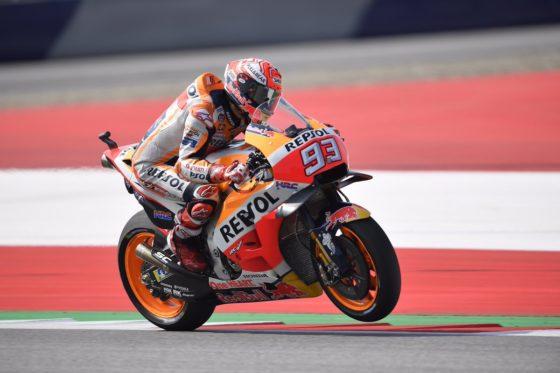 GP Αυστρίας QP: Στην pole o Marquez για μόλις 2 χιλιοστά