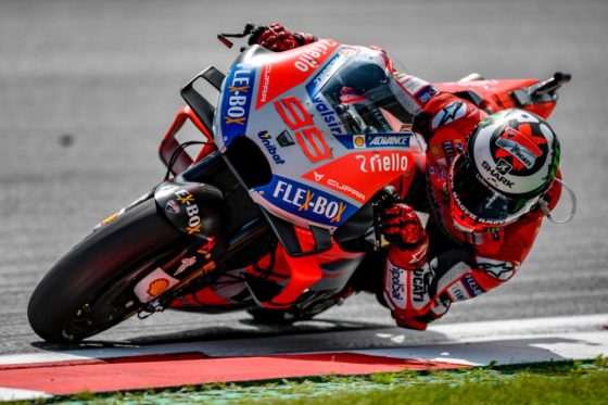 GP Αυστρίας Race: Στο τέλος μίλησε ο Jorge