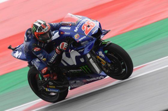 GP Μ. Βρετανίας FP1: Ταχύτερος ο Vinales και 1-2 η Yamaha
