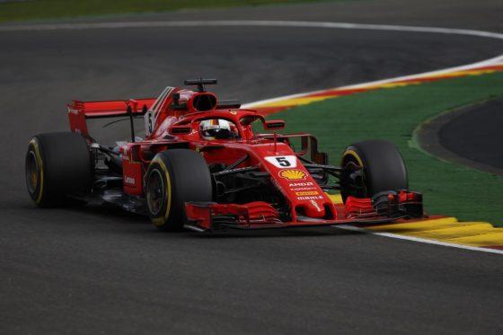 GP Βελγίου Race: Επιστροφή Vettel στις νίκες και το πρωτάθλημα τώρα ξεκινά