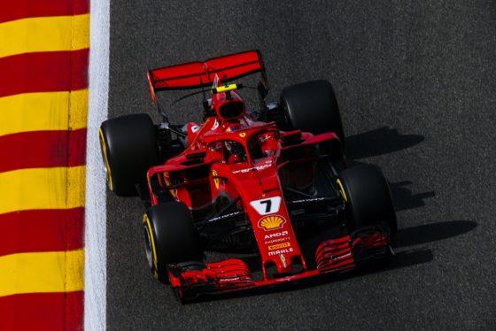 GP Βελγίου FP2: Ο Raikkonen κράτησε την Ferrari μπροστά από την Mercedes