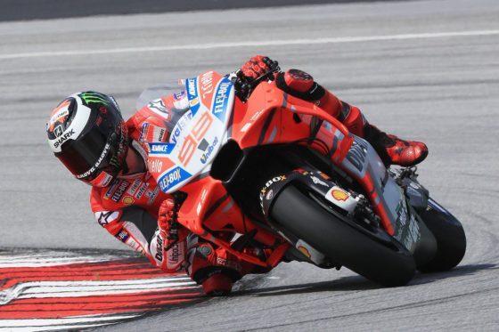 GP M. Βρετανίας: QP Ονειρική pole για Lorenzo και 1-2 για την Ducati