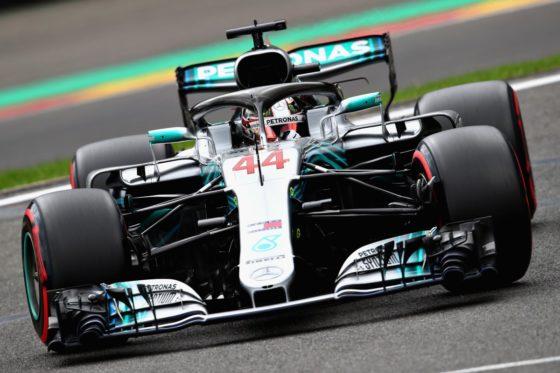 GP Βελγίου QP: Στο τέλος μίλησε ο Hamilton