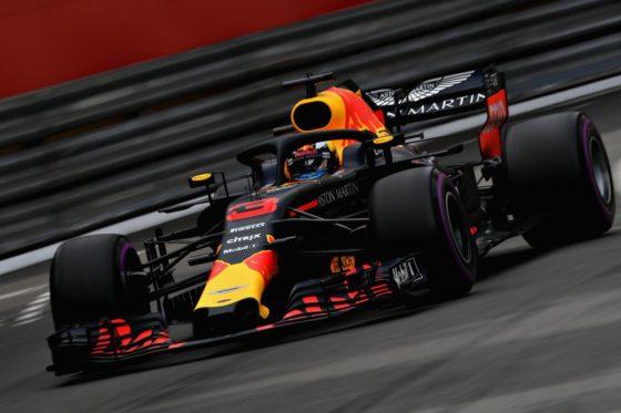 GP Σιγκαπούρης FP1: Ξεκίνησε με ορέξεις ο Ricciardo και η Red Bull