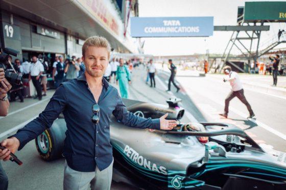 """""""Έσταξε"""" μέλι για τον Hamilton o Rosberg"""