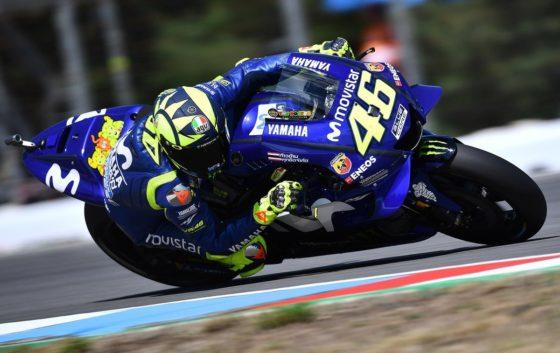 Rossi: «Δεν νικάμε γιατί δεν είναι σε κορυφαίο επίπεδο η μοτοσυκλέτα»