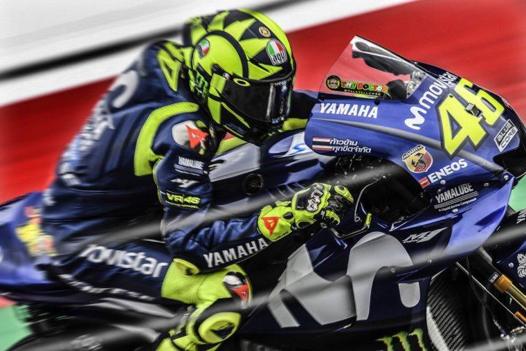 Rossi: «Έδωσα τα πάντα, αλλά δεν ήμουν γρήγορος»