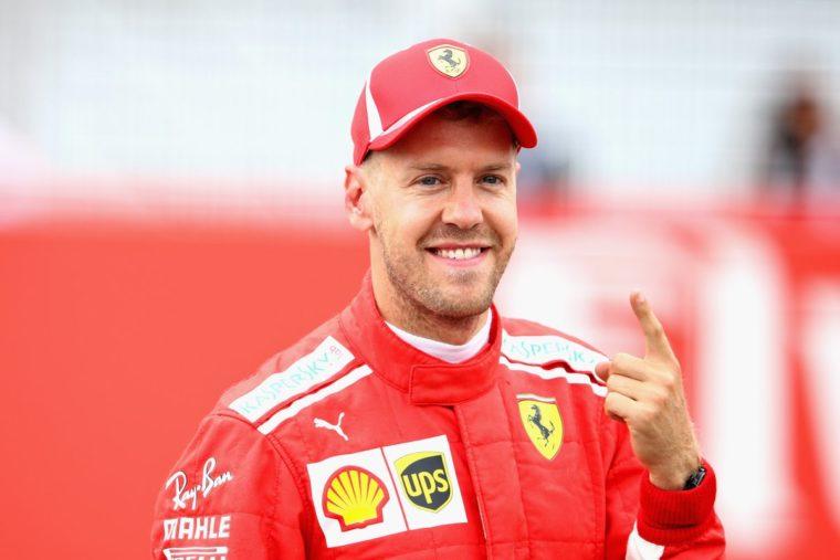 Vettel: «Μεγαλύτερος αντίπαλος ο εαυτός μου»