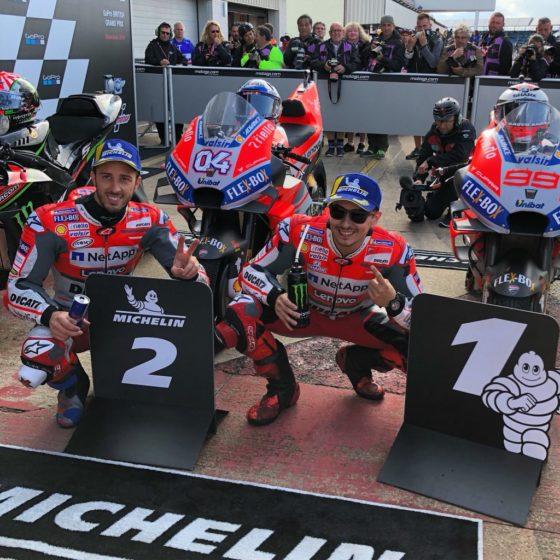 Ducati: «Έχουμε πιθανότητες για τον τίτλο»