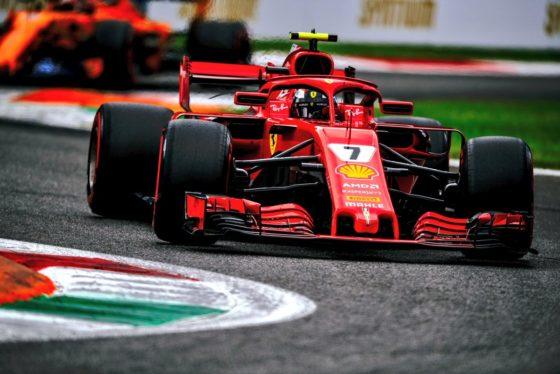 GP Ιταλίας QP: Στην pole o Raikkonen και 1-2 η Ferrari στο σπίτι της