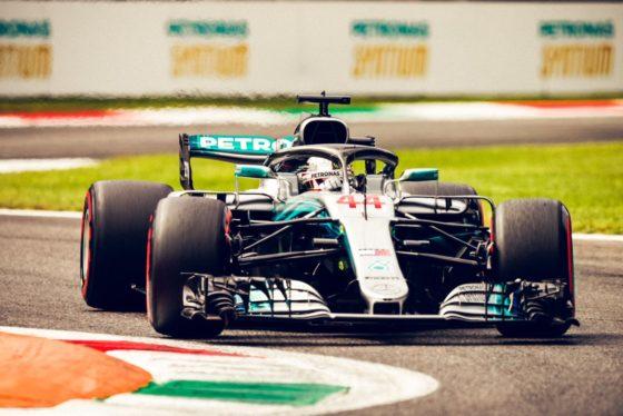 GP Ιταλίας Race: Θρίαμβος Hamilton στην επική μάχη της Monza
