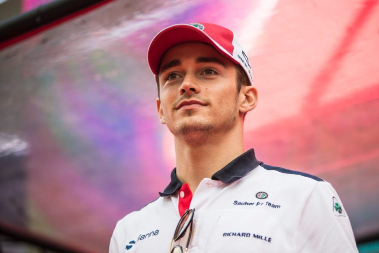 Επίσημο: Ανακοίνωσε τον Leclerc η Ferrari