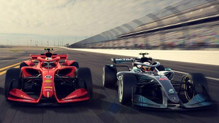 Tα επίσημα σχέδια της F1 για τα μονοθέσια του 2021