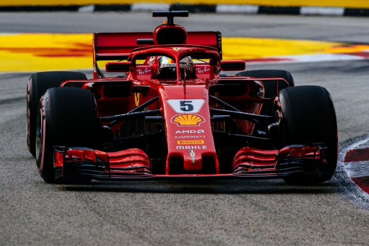 GP Ρωσίας FP1: Έκανε την αρχή ο Vettel