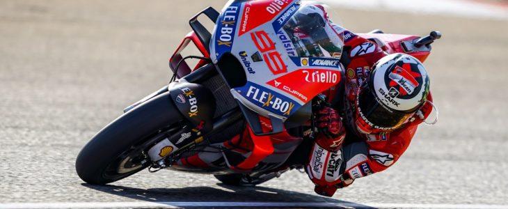 GP Ισπανίας QP: Ξανά στην pole o Lorenzo με φοβερό χρόνο