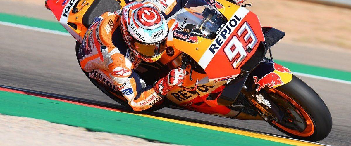 GP Ισπανίας Race: Νίκη τίτλου για Marquez μέσα στην Aragon