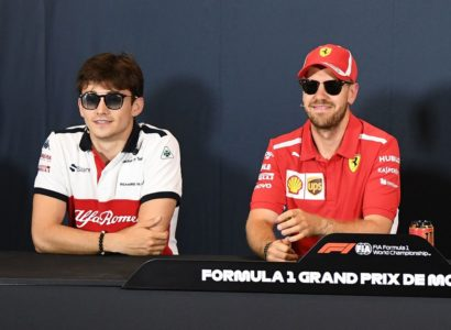 O Leclerc θα κερδίσει τον Vettel από τη πρώτη μέρα σύμφωνα με τον Marciello