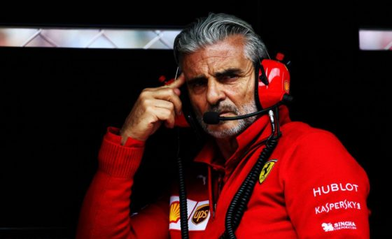 Arrivabene to decide Raikkkonen's future at Ferrari