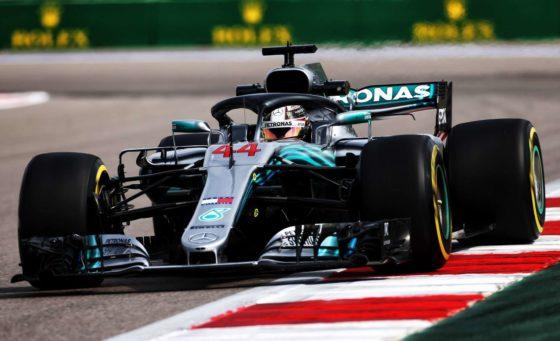 GP Ρωσίας FP2: Πήραν τα ηνία Hamilton και Mercedes