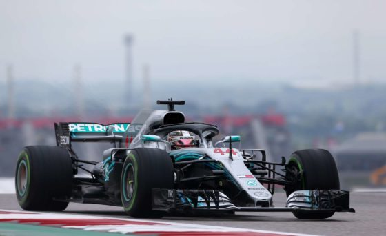 GP H.Π.Α. FP2: Hamilton στη κορυφή και μετά το χάος