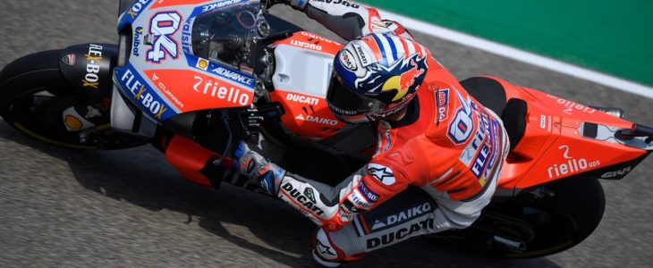 GP Ταϊλάνδης FP1&2: Ταχύτερος ο Dovizioso, άσχημη πτώση για Lorenzo