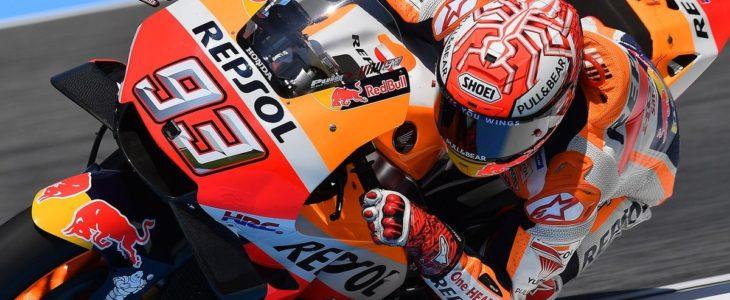 GP Ταϊλάνδης Race: Νίκη στο νήμα για Marquez
