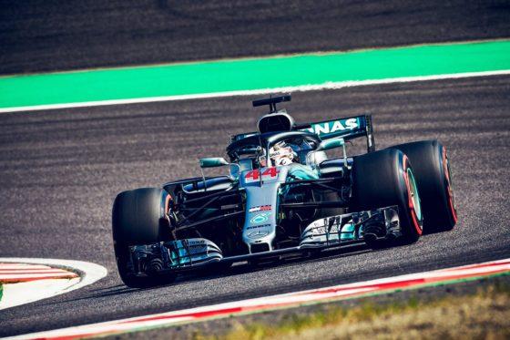GP Ιαπωνίας Race: Μία ανάσα από τον τίτλο ο Hamilton