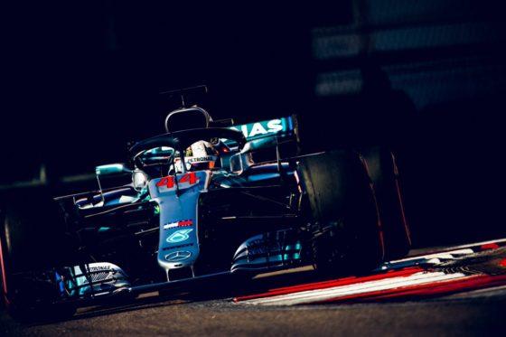 GP Ιαπωνίας FP1: Ορεξάτος στη Suzuka ο Hamilton