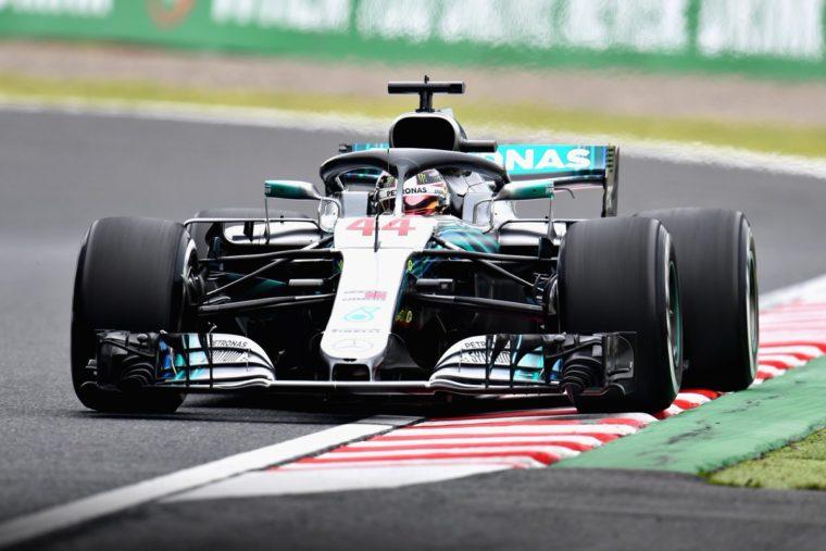 GP Ιαπωνίας FP2: Σε δικό του κόσμο ο Hamilton
