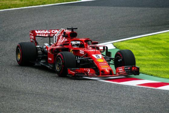 Χαρούμενος από τη Παρασκευή ο Vettel που επιμένει πως η Ferrari μπορεί να βελτιωθεί